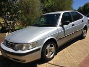 1998 Saab 9-3 Sedan North Perth Vincent Area Preview