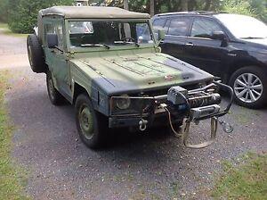 Jeep iltis 1985