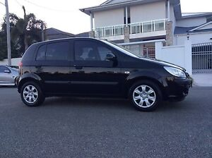 2008 Hyundai Getz Hatchback AUTOMATIC!! Southport Gold Coast City Preview