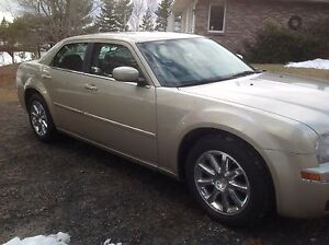 2007 Chrysler 300 limited edition,
