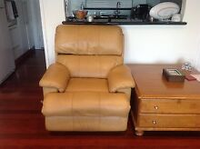 Moran Leather Lounge and 2 Recliners Maylands Bayswater Area Preview