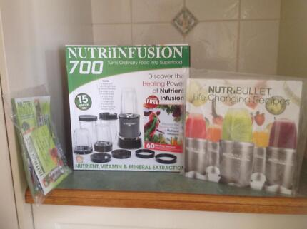 NutriFusion 700 new in box