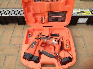 Paslode Li-ion Straight Bradder/Fixing Nail Gun Cranbourne East Casey Area Preview