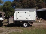 Camper, slide on /fixed to trailer Henley Brook Swan Area Preview