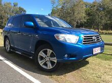 2008 Toyota Kluger KXS Wagon Eight Mile Plains Brisbane South West Preview