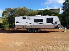 Offroad Caravan luxury Retreat Magnetic 2014 South Nanango South Burnett Area Preview