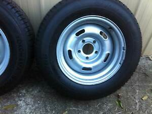 Ford Falcon 5 slot wheels Ryde Ryde Area Preview