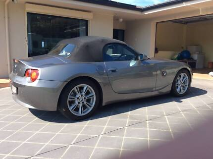 BMW Z4  ROADSTER 6CYL 3.0i e85 5SP AUTO STEPTRONIC