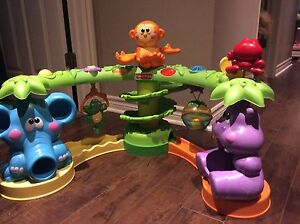 Fisher price musical ball tower