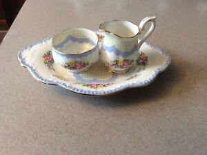 L&M OLD TIME COLLECTABLES ANTIQUE ROYAL ALBERT PRUDENCE