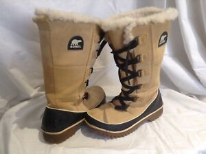 Ladies size 7 Sorel Winter boots no more cold feet
