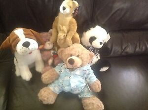 Assorted soft toys new from smoke free home $15 Adelaide CBD Adelaide City Preview