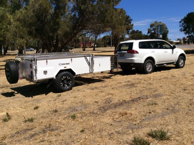 Brilliant Camprite Offroad Camper Trailer 2008 TL8s For Sale In Tom Price Tom