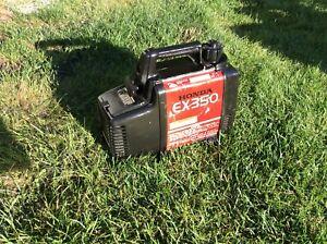 Honda 350watt generator
