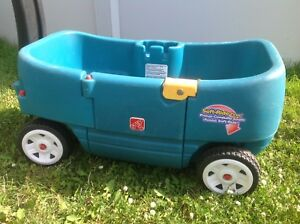 Chariot STEP2 cart, excellente condition