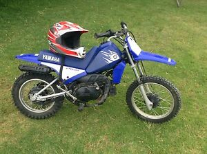 Yamaha PW80 Gilgai Inverell Area Preview