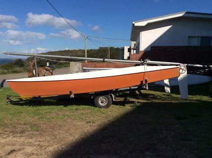 14 ft surfcatatamaran Swansea Heads Lake Macquarie Area Preview