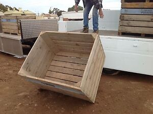 Raised Garden Beds - Storage Bins @ Crates ( FREE DELIVERY ) Green Fields Salisbury Area Preview