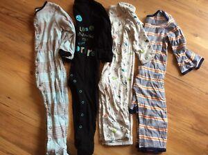 Lot de pyjamas 18-24 mois et 2 ans