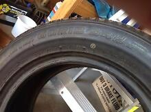 One 215/60/r15 94 H FIrenza st 05 tyre was on Vk areo wheel Woodcroft Blacktown Area Preview