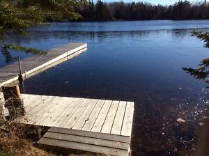 Chalet bord de l'eau à louer à Morin Heights