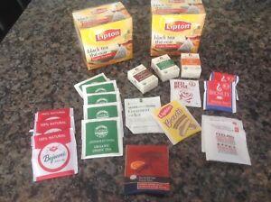 Lot de thé