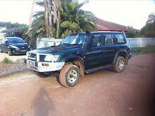2001 Nissan Patrol Wagon Bundaberg Central Bundaberg City Preview