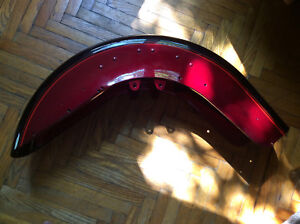 NOS TO 2000 HD FLSTC Softail Heritage Front Fender