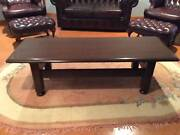 WOODEN COFFEE TABLE Point Vernon Fraser Coast Preview