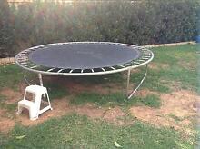 """Free 9"""" Trampoline. Pick up in Kingsley. Kingsley Joondalup Area Preview"""