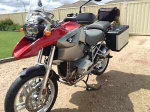 BMW R1200gs very good condition with Teknic screen, BMW Panniers Griffith Griffith Area Preview