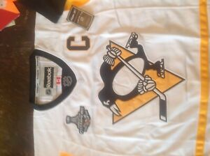 Sidney Crosby Jersey (reproduction)
