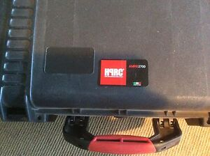HPRC AMRE 2700 Case with top and bottom foam only