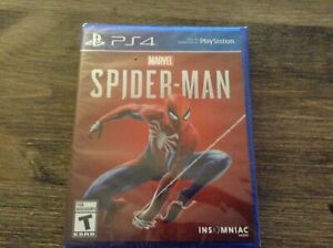 spider man new!Ps4