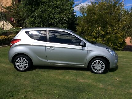 2011 Hyundai i20 Hatchback Ocean Reef Joondalup Area Preview