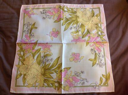 Thai silk scarf $5 Gordon Tuggeranong Preview