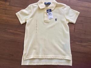 NEW!! Ralph Lauren Pony Polo Top kids small sz4 Southern River Gosnells Area Preview