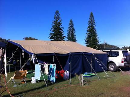 Deluxe Offroad Camper Trailer Lake Macquarie Area Preview