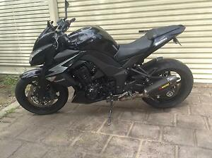 2011 KAWASAKI  Z1000ABS NAKED Sports Bike Greenhill Adelaide Hills Preview