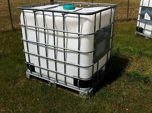 IBC 1000 litre water tanks Old Beach Brighton Area Preview