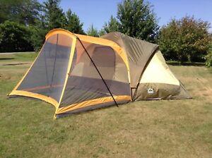Tente 8 personnes - Tent for 8