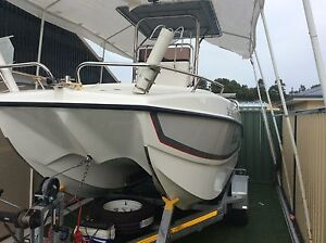 Seacat twin hull cat Bassendean Bassendean Area Preview