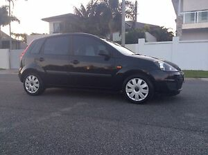2008 Ford Fiesta Hatchback AUTOMATIC Southport Gold Coast City Preview