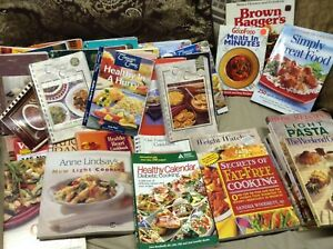 Household Tips and Cookbooks