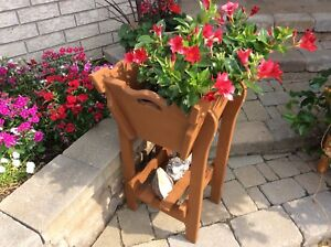 Plant Table-Raised Flower Boxes-Flowers Table-Plant Furniture