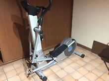 Cross trainer - health master extended stride elliptical trainer Athelstone Campbelltown Area Preview