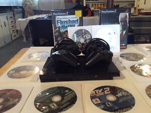 Play Station 2 including 25 games