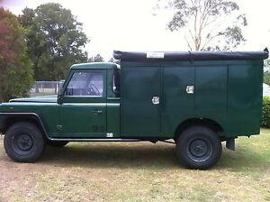 Land Rover Food Truck / Tradie Truck Newcastle Newcastle Area Preview