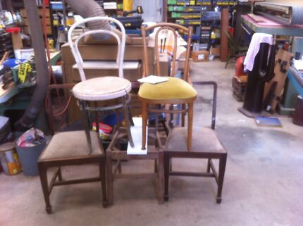 Chairs Bent wood Aubin Grove Cockburn Area Preview