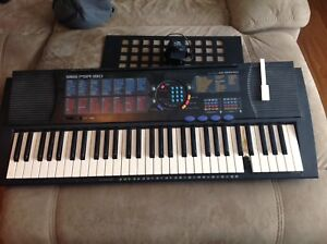 Casio keyboard with key that needs to be re-glued